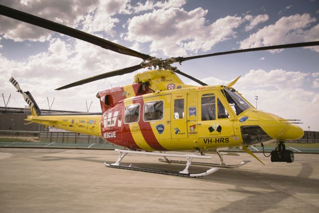Westpac Life Saver Rescue Helicopters star in new Channel 7