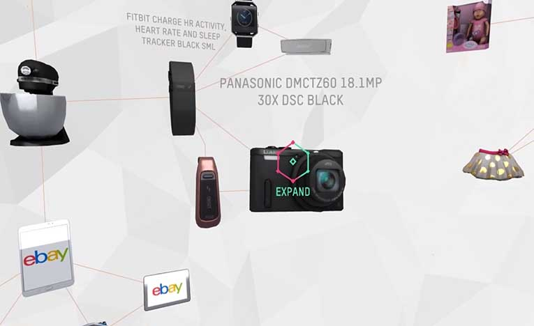 593cac88c269 eBay and Myer have joined forces to provide a glimpse into the future of  shopping by developing and launching the world s first Virtual Reality (VR)  ...