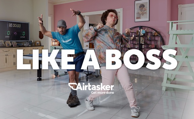 Airtasker empowers Australians with first ever 'Like A Boss