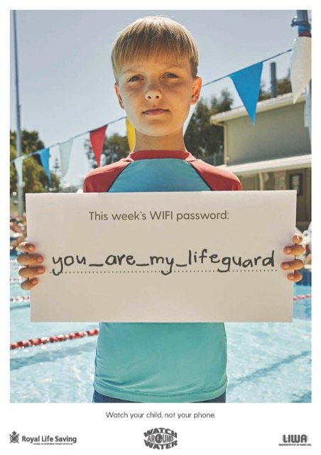 a6d47ffbad9d Royal Lifesaving WA launches  Passwords with a Purpose  campaign via 303  MullenLowe
