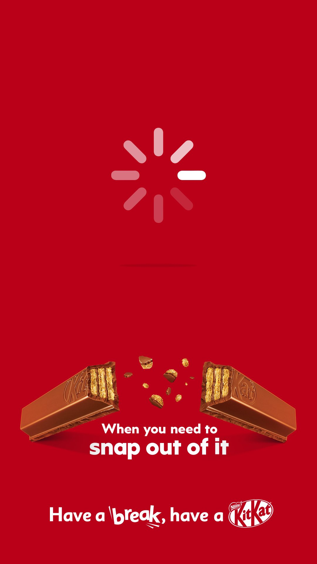 KitKat launches new 'Snap out of it' creative campaign via ...