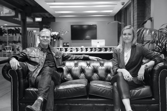 Tara Ford promoted to chief creative officer of DDB Sydney; Ben Welsh expands remit to DDB national chief creative officer role