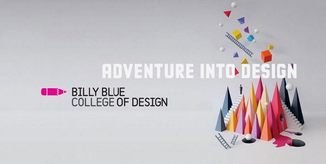 Billy Blue Design Ranks Third Best Motion Graphics School For 2017 By The Rookies Campaign Brief