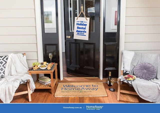 HomeAway launches its new 2018 Holiday Rental Awards