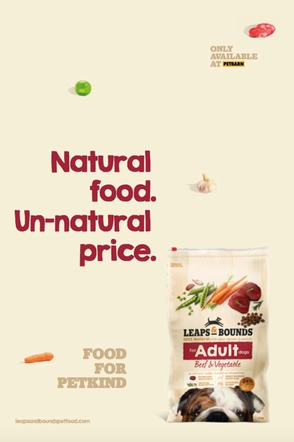 Petbarn Launches Humorous Campaign For Its Label Pet Food Leaps
