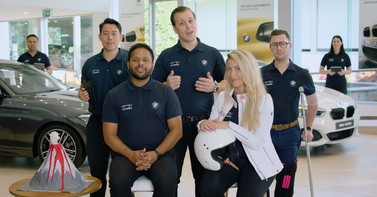 Bmw Showcases The Bmw Genius Program With Newly Launched Content Series Via The Story Lab Campaign Brief