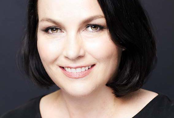 Vale Amy Longhurst, professional singer and one of our most sought-after voiceover artists