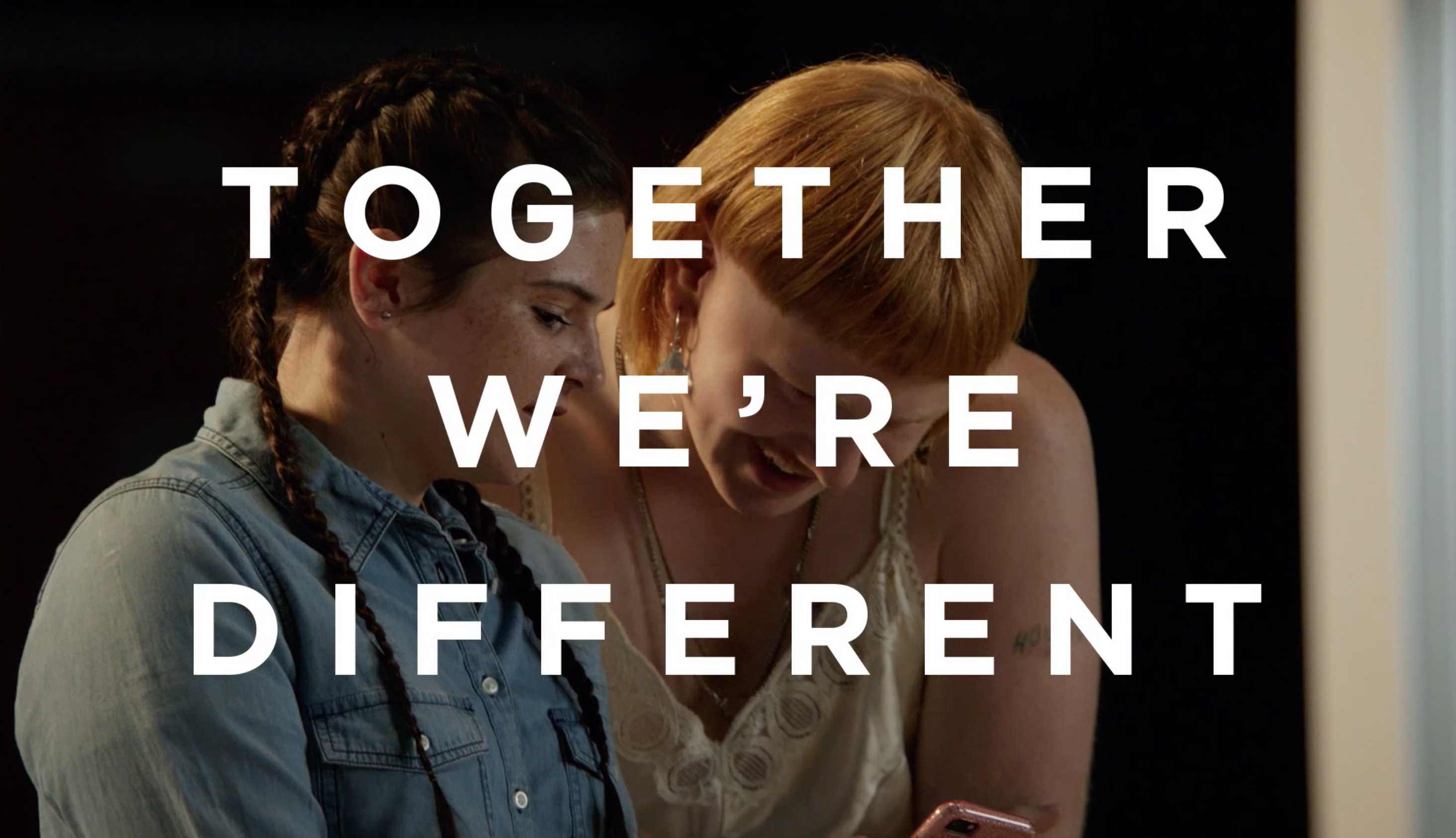 Belong launches new 'Together We're Different' brand platform via Clemenger BBDO, Melbourne