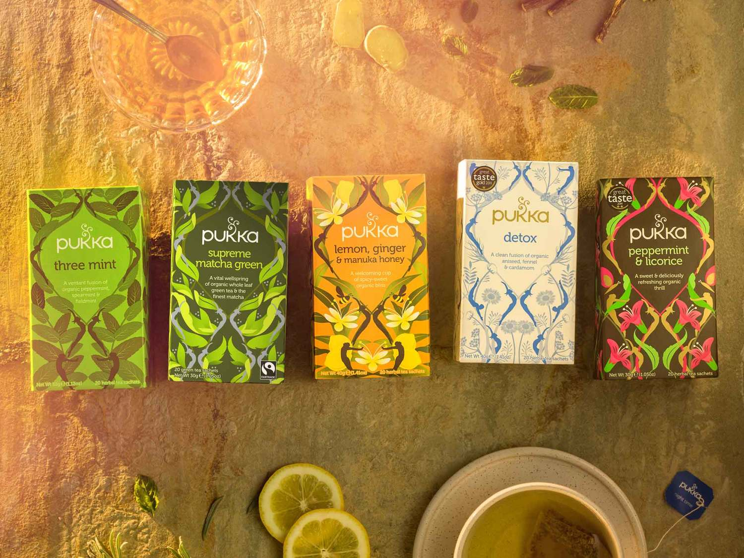 Unilever set to launch new pay-by-planting tea cafe for Pukka via Banter, Hausmann and PHD