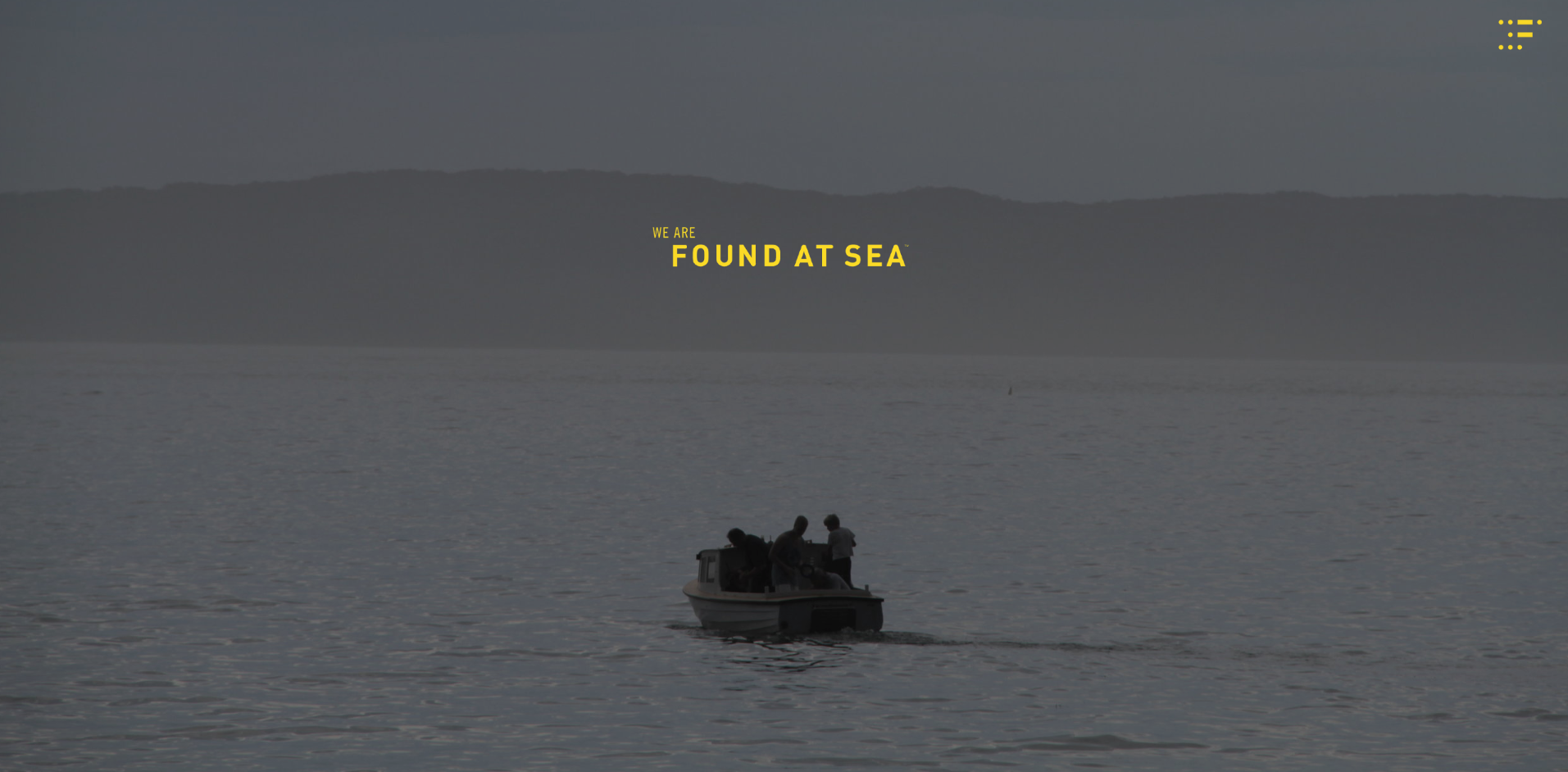 Who the FAS is Found At Sea?