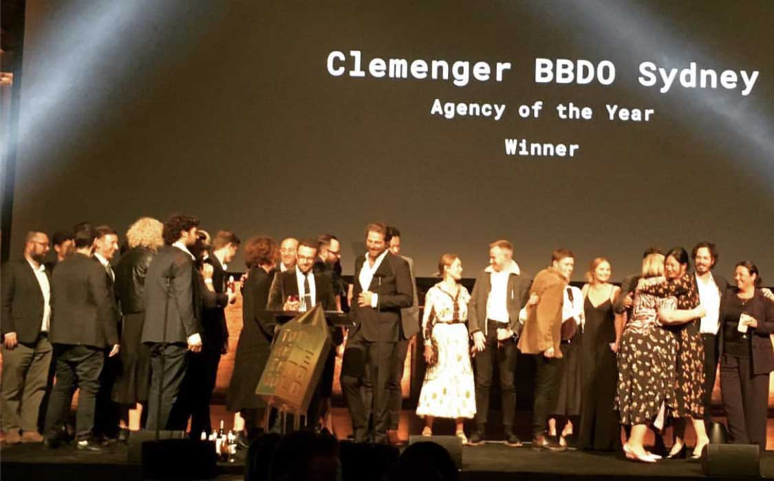 40th AWARDAwards:CHE Proximity scores Best in Show; BWM Dentsu Sydney takes out Best in Show – Charity; Clemenger BBDO Sydney named Agency of the Year; BBDO awarded Network of the Year