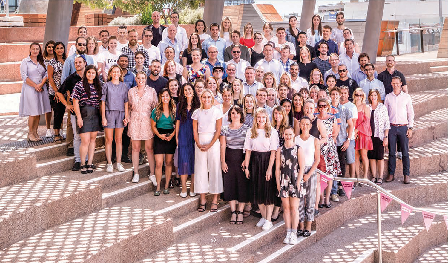 2019 CAMPAIGN BRIEF PERTH AWARDS: THE BRAND AGENCY MAKES IT THREE IN A ROW AS AGENCY OF THE YEAR; WATER CORP. NAMED ADVERTISER OF THE YEAR; RARE'S CALLUM MACKENZIE AD PERSON OF THE YEAR