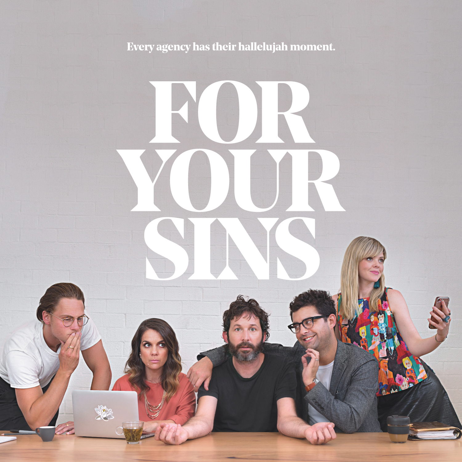 Satirical short film 'For Your Sins' explores what Jesus might have done this Easter Friday