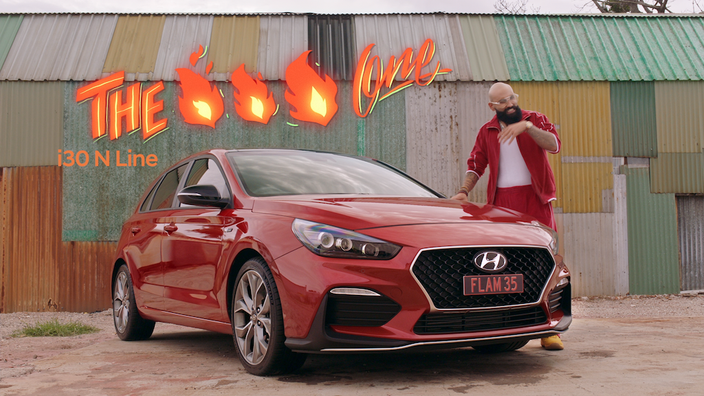 Find the Right i30 For You in Hyundai's latest integrated campaign via Innocean Australia