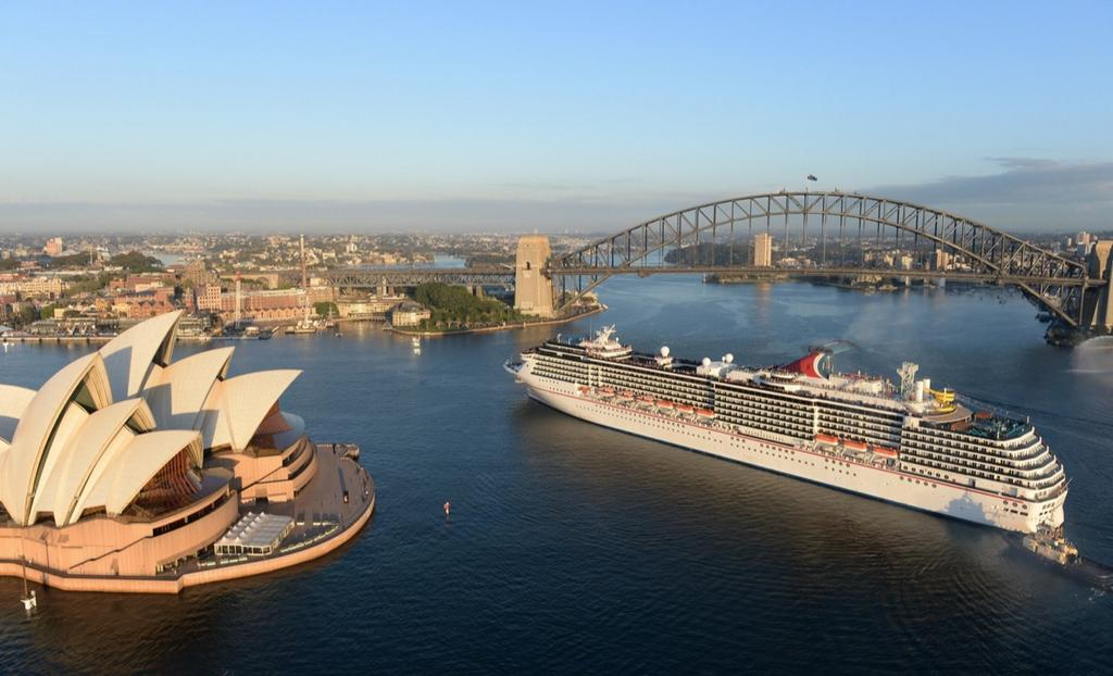 Carnival Australia appoints Initiative Sydney as new media agency of record in Australia and NZ