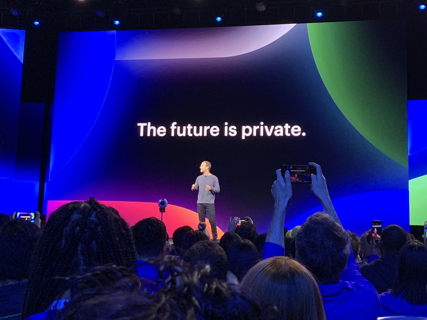 Keeping it private: Marketforce Perth's Chris Andrawes at F8 Facebook conference – Day 1