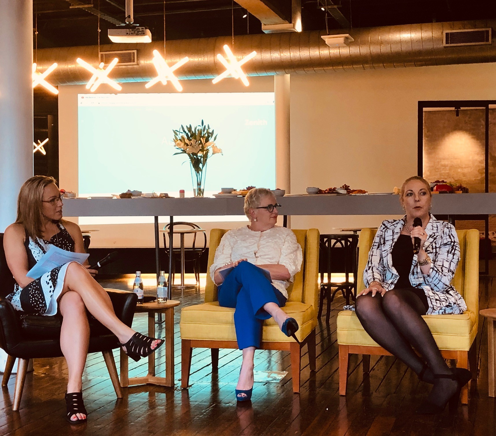 Industry leaders address the challenges of marketing to millennials at Zenith event