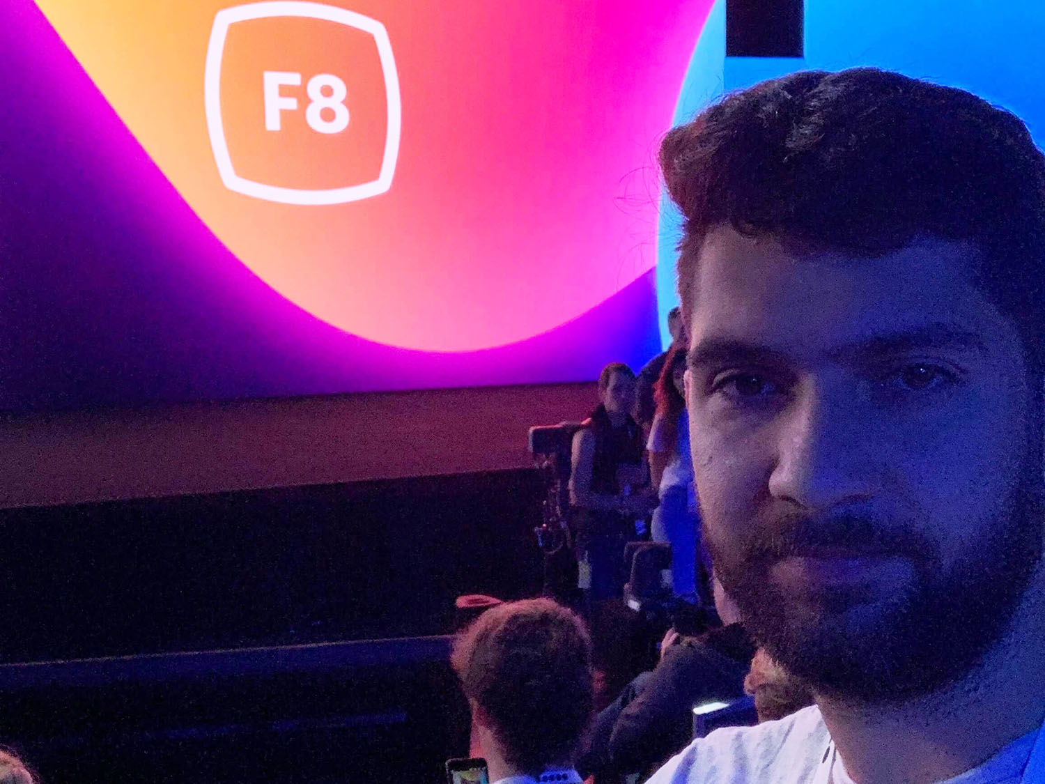 """We're working on it"": Marketforce's Chris Andrawes at F8 Facebook Conference – Day 2"