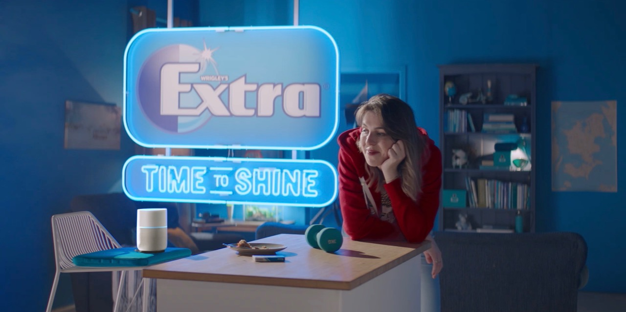 Extra Gum launches 'Extra Pep Talks' ~ a voice assistant-based tool used to train humans in difficult conversations via Colenso BBDO