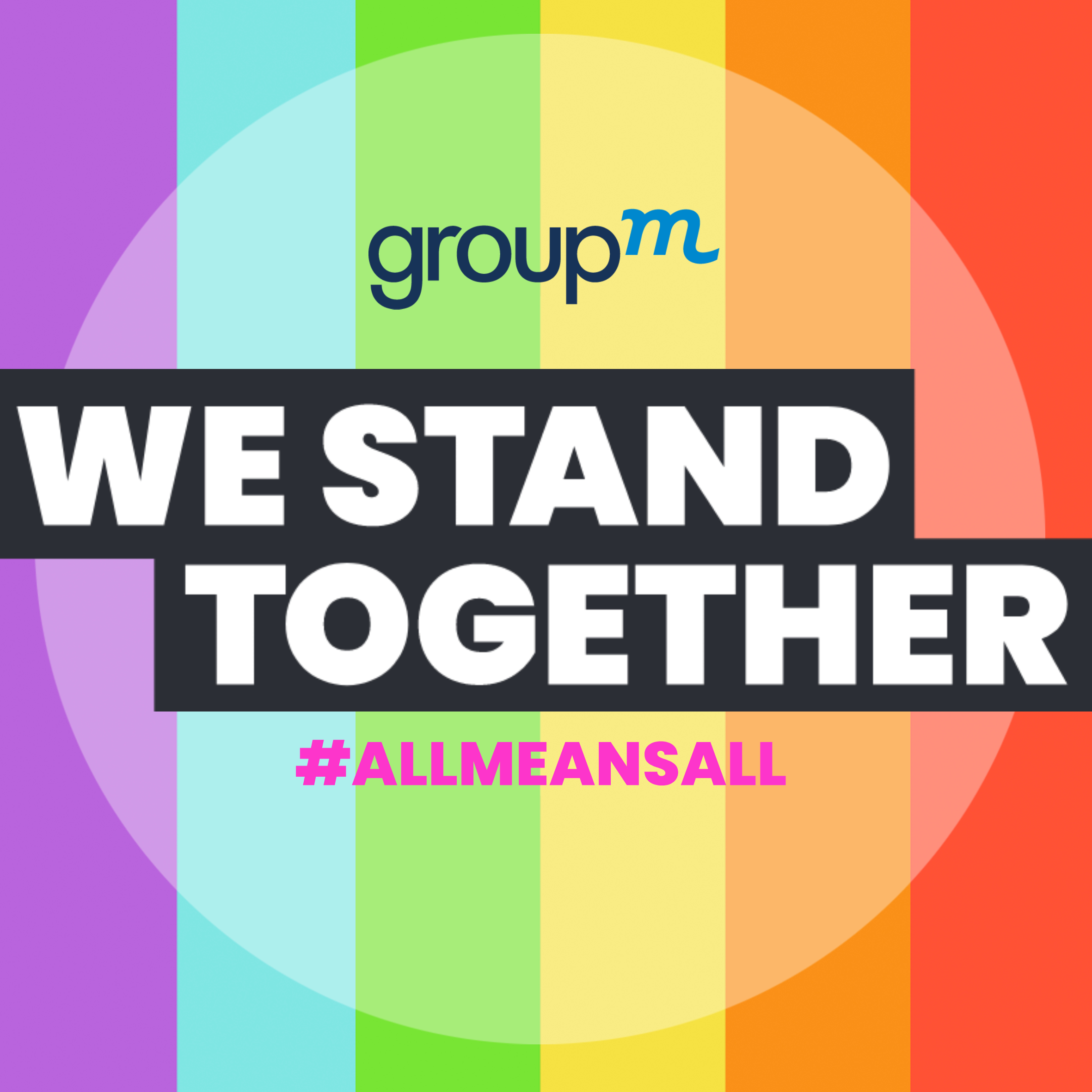 GroupM Australia launches internal 'We Stand Together' campaign to support LGBTQI+ employees