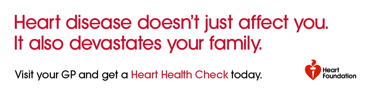 Heartless Words: Heart Foundation launches provocative awareness campaign via Host/Havas
