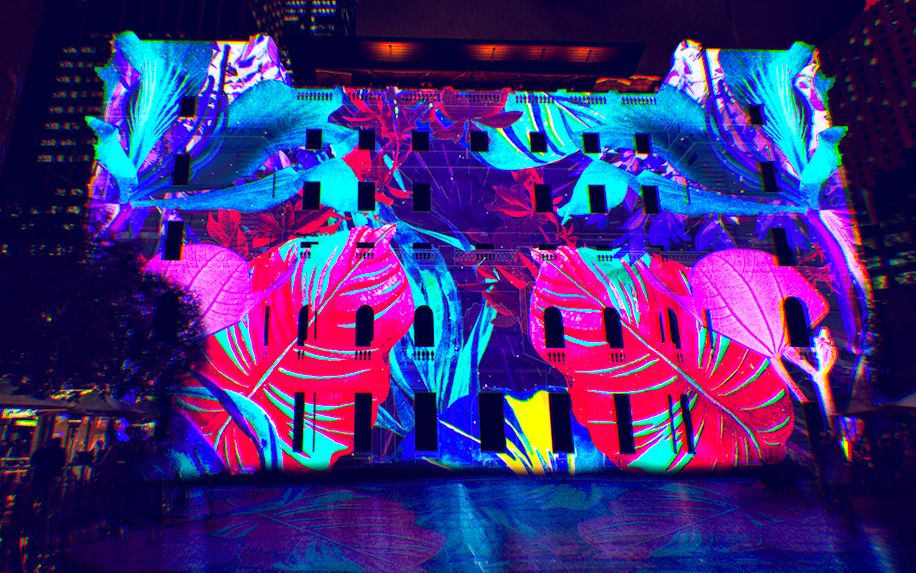 Spinifex launches large underwater projection experience for Vivid Sydney – Under the Harbour