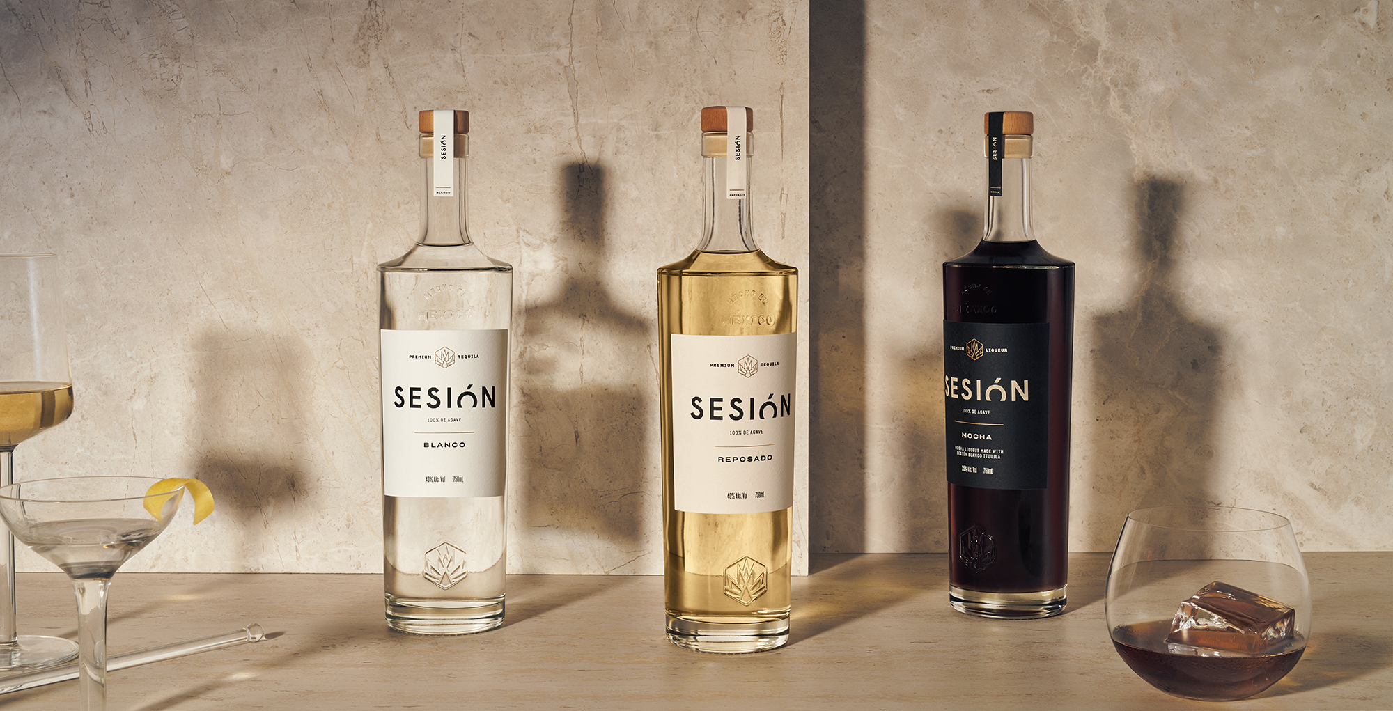 M&C Saatchi's Re and Sesión Tequila wins 'Best in Class' Platinum design award at SIP Awards
