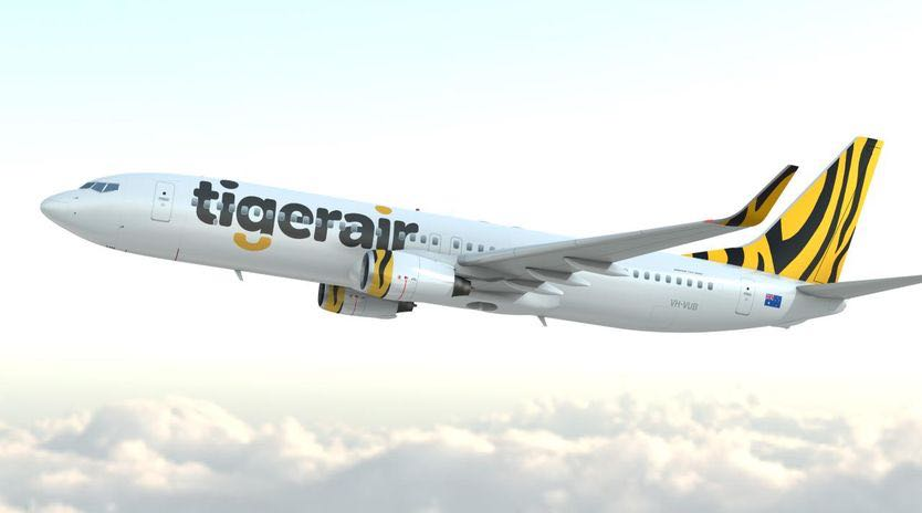 Tigerair Australia appoints Hardhat as new creative agency following a competitive pitch