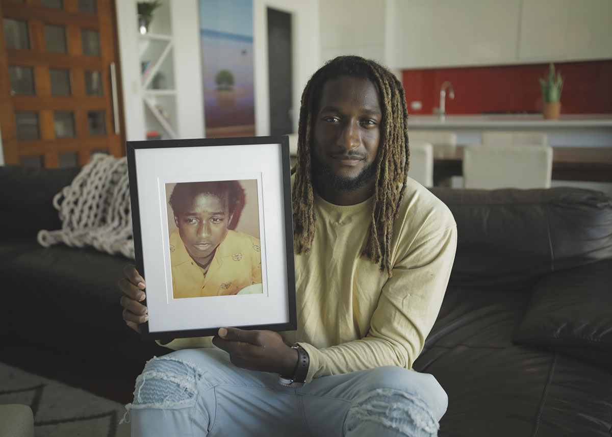 303 MullenLowe with ambassadors Nic Naitanui and Maggie Dent help WA to 'Embrace' Youth Mental Health for Telethon Kids Institute