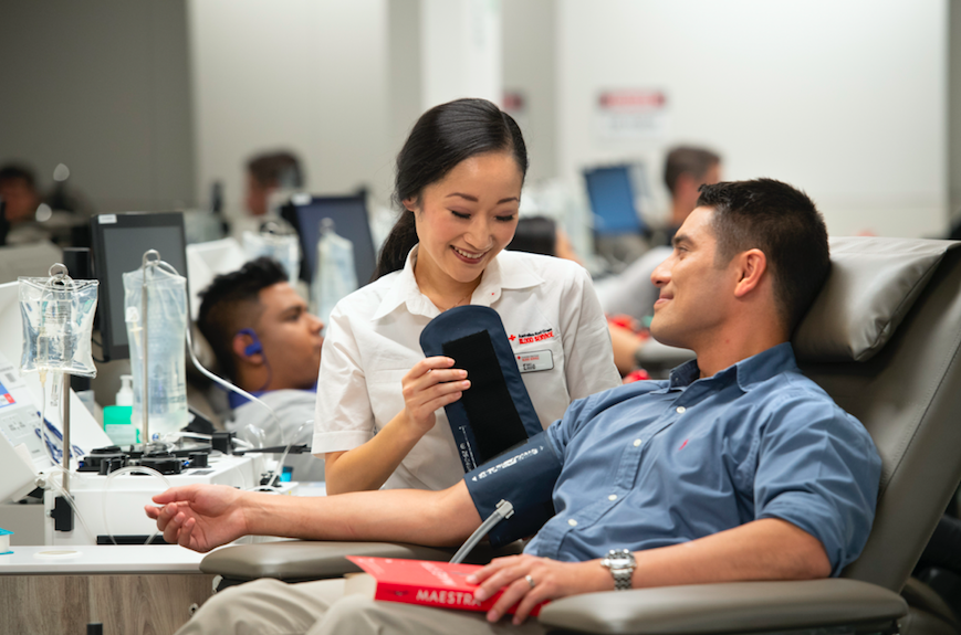 The Australian Red Cross Blood Service set to launch new 'Bloody Great Friday' donate-a-thon to drive new donors via Banter and Hausmann