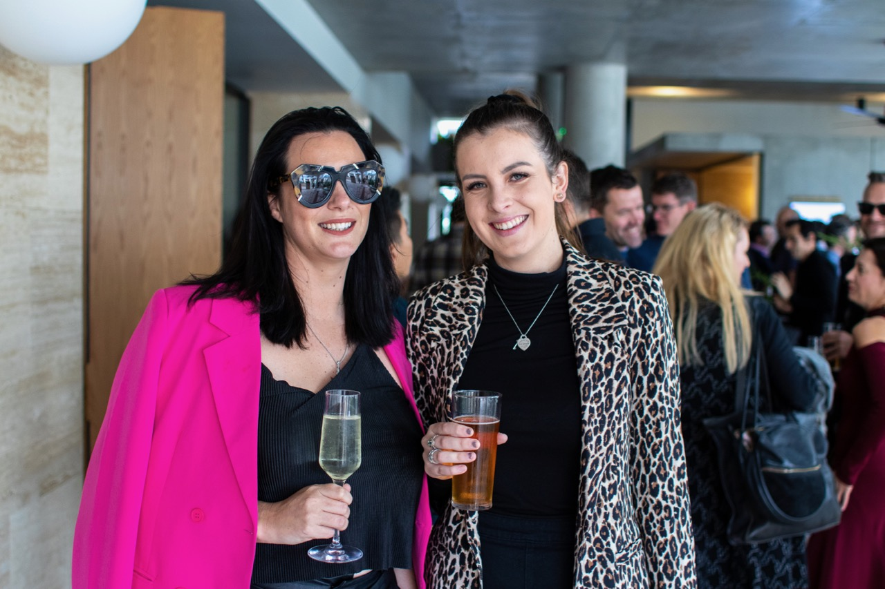 The cream of the Brisbane advertising industry attend the annual BADC 'Lunch and Learn'
