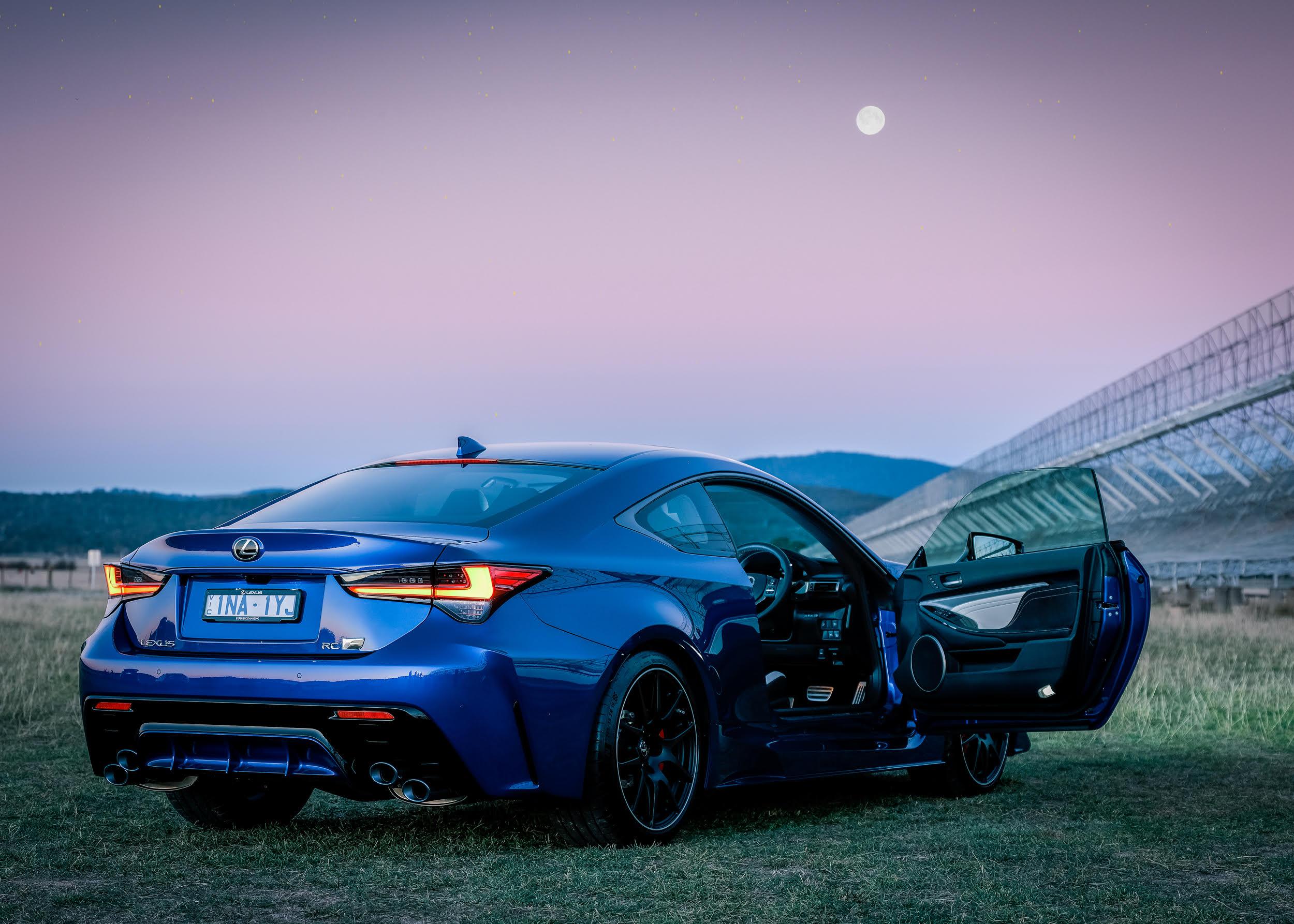Lexus sends a test drive invite into space in Men In Black campaign via M&C Saatchi Melbourne