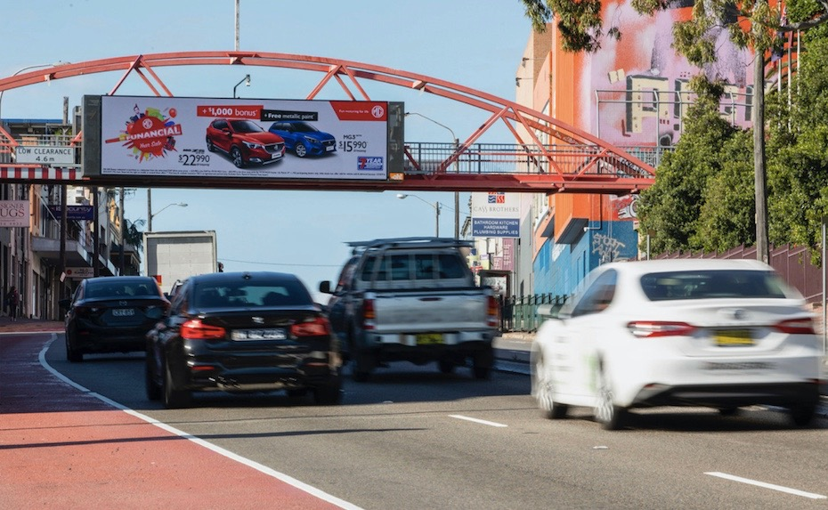 MG Motor Australia launches new integrated 'End of FUNancial Year' campaign via JOY