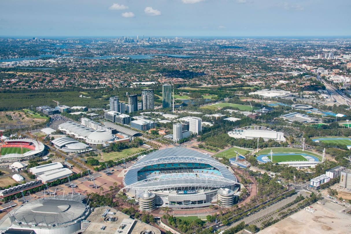 Sydney Olympic Park appoints Banjo as creative agency following a selective tender process
