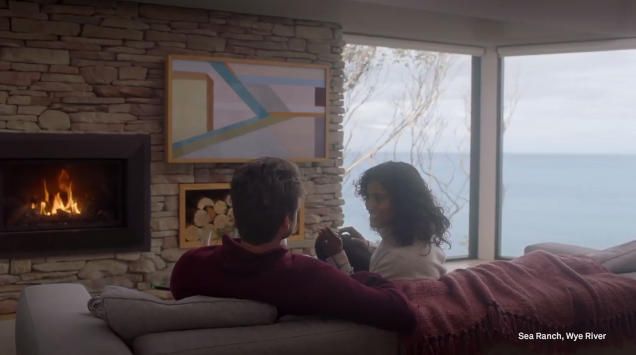 Visit Victoria encourages Melburnians to cosy up in regional VIC in new TV spot via Clemenger BBDO
