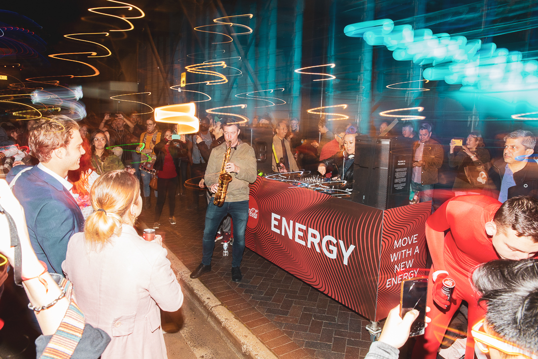 Coca-Cola kicks off new energy drink launch with Dance Party event via Maverick, DO, DEC PR