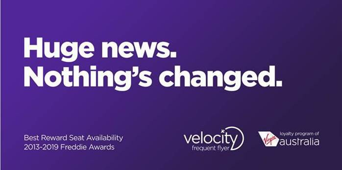 Velocity Frequent Flyer launches new OOH campaign at Sydney Airport via CHE Proximity