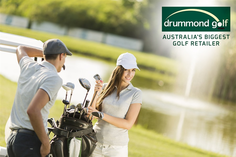 Drummond Golf appoints Spinach to handle creative duties and strategic planning