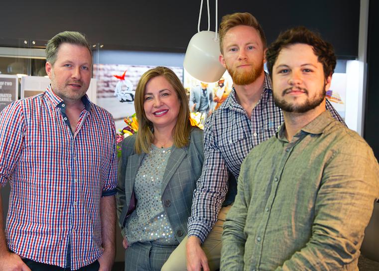 McCann Melbourne appoints former DDB Sydney creative duo Guilherme Machado + Alex Newman