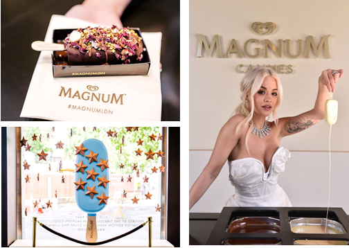 Magnum's decadent Pleasure Store activation via UNITA returns to Sydney for a limited time only