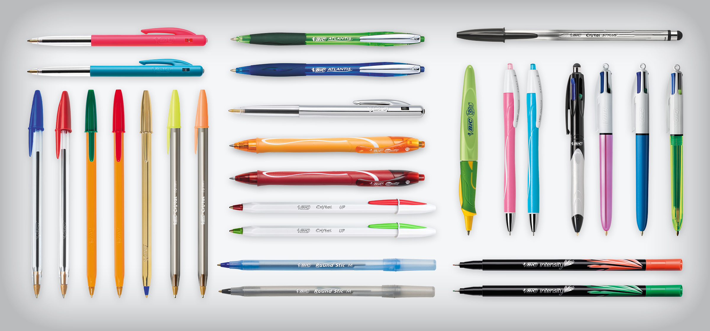 BIC Stationery appoints 10 feet tall as strategic and creative agency following a competitive pitch