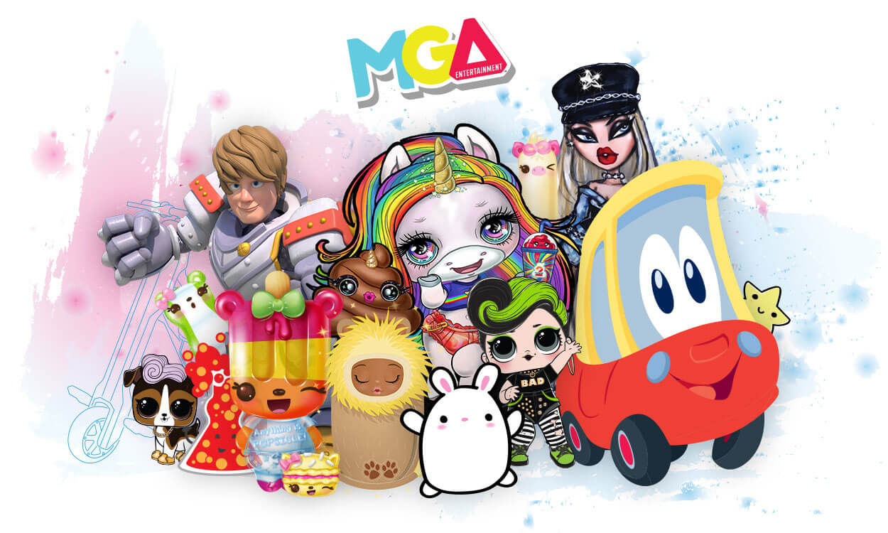 MGA Entertainment appoints Spark Foundry as new media agency following Australian launch