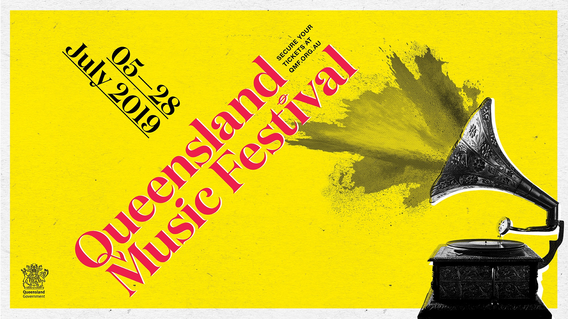 Queensland Music Festival appoints The M Agency; launches new campaign for the 2019 Festival