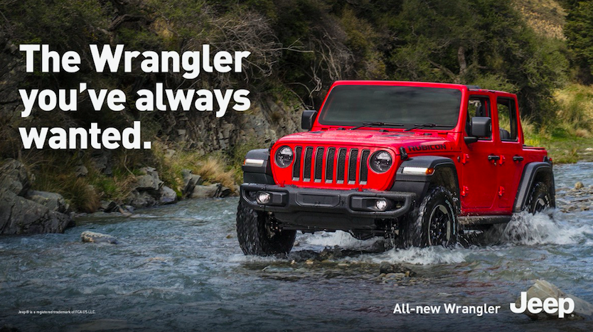Jeep Wrangler is the antidote to boring in launch campaign via Cummins&Partners, Melbourne