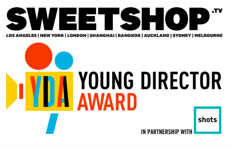 Sweetshop and Young Director Award launch call for entries for their 2019/2020 mentorship