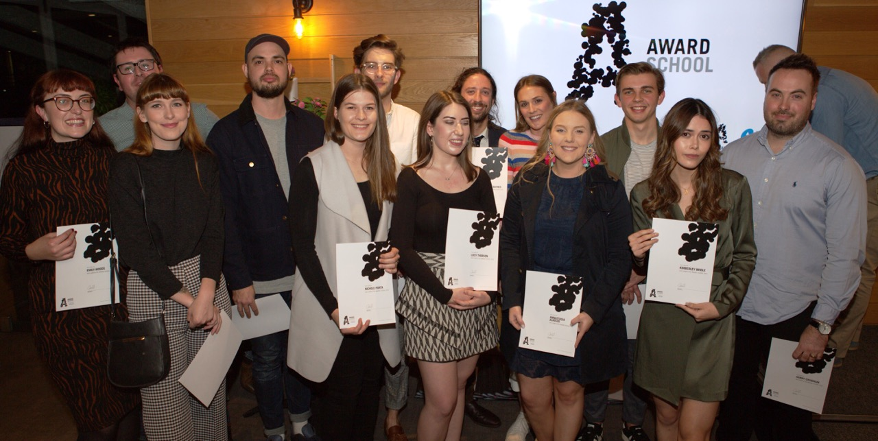 Meet this year's AWARD School top students