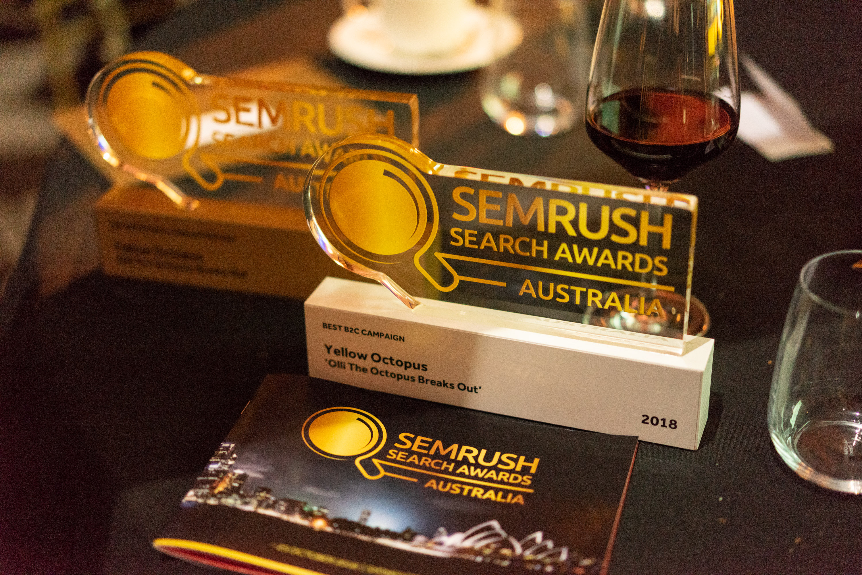 SEMrush Announces 2019 AU Search Awards to Recognise Online Marketing Professionals