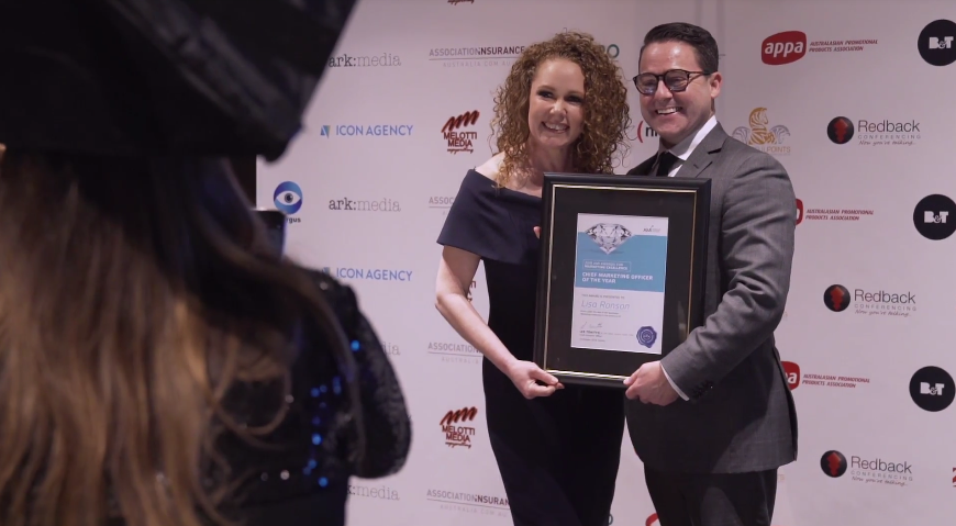AMI Marketing Excellence Gala set for Wednesday, 16 October at Pullman Melbourne on the Park