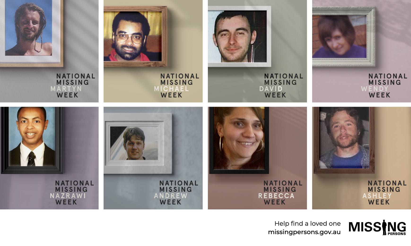 OMA's OOH campaign amplifies search of missing people for National Missing Persons Week