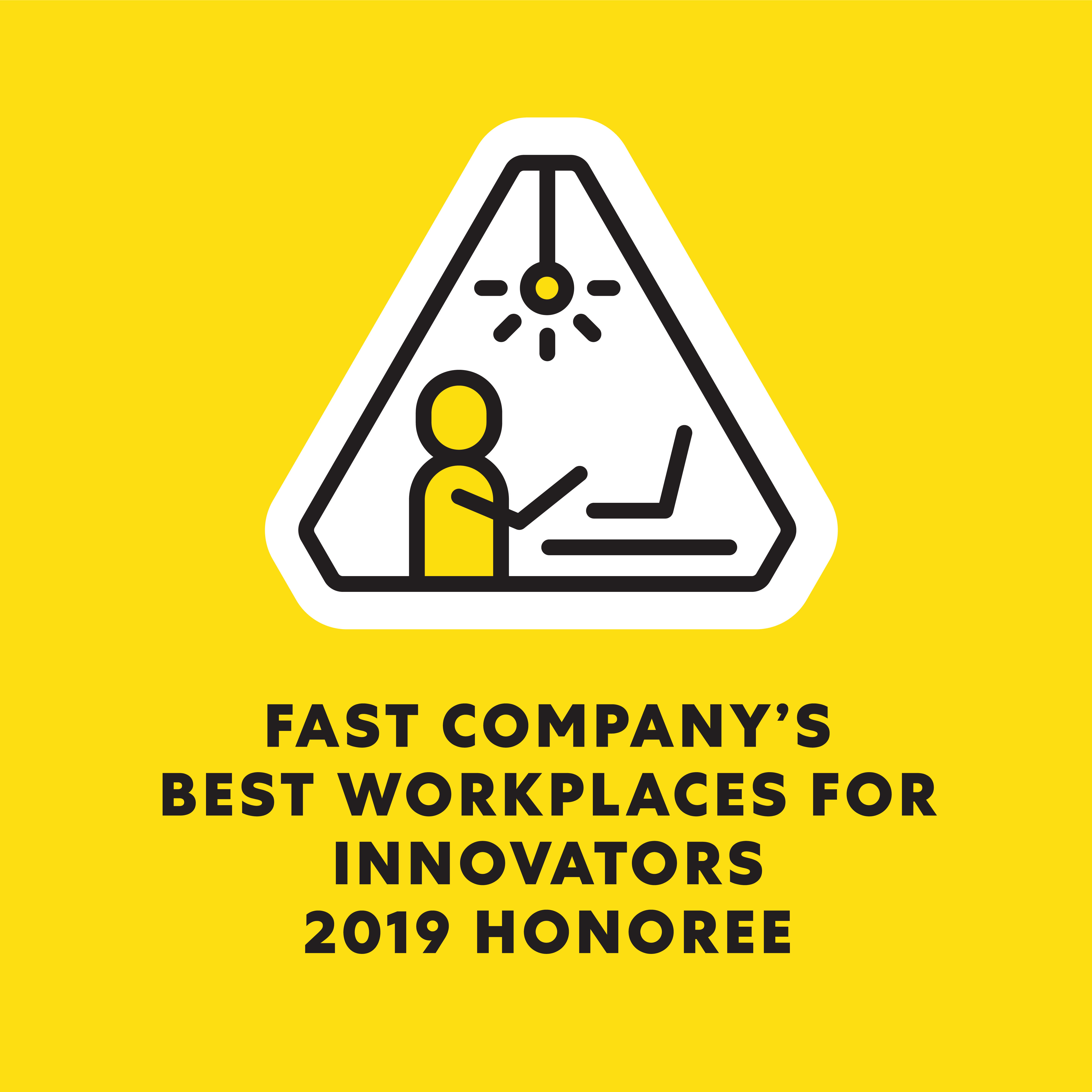 VERSA only Australian company named In Fast Company's 50 Best Workplaces for Innovators